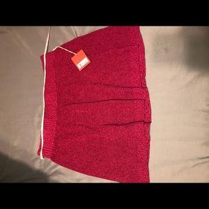 Dresses & Skirts - Mini sweater skirt